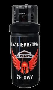Gaz pieprzowy żelowy  Husaria