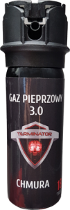 gaz pieprzowy Terminator 3.0 chmura